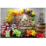 buffets completo infantil Ibirapuera